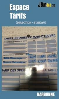 Vente de pi ces d tach es d 39 occasion pour 4x4 jbm4x4 for Garage hyundai narbonne